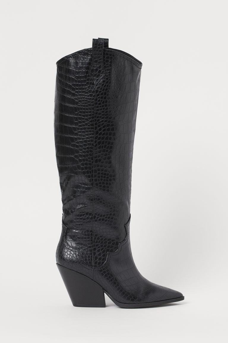 H&M μπότες
