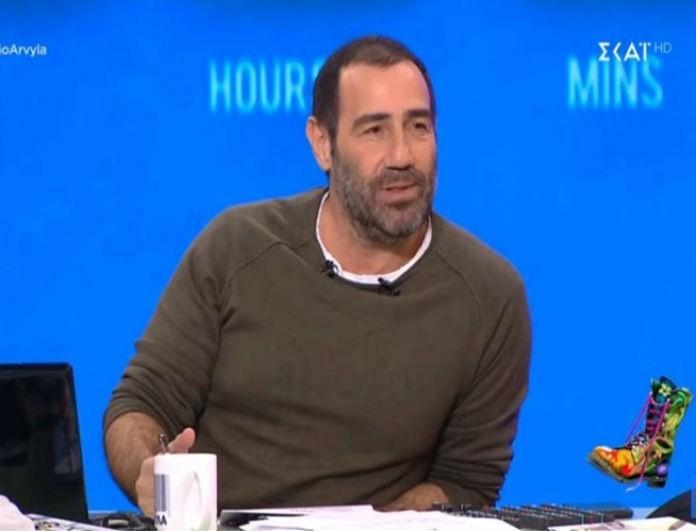 Αντώνης Κανάκης: «Πόλεμος» μεγατόνων με τον ΣΚΑΪ! Παίρνει το Ράδιο Αρβύλα και πηγαίνει σε άλλο κανάλι;