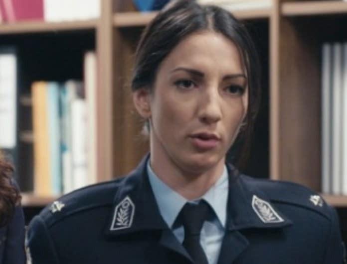 Δύσκολες ώρες για την αστυνόμο από το Τατουάζ! Πέθανε ο άνδρας της ζωής της!
