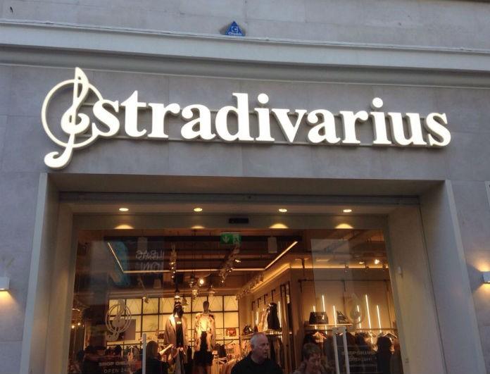 Φρενίτιδα στα Stradivarius με αυτό το φόρεμα! Είναι νέα άφιξη!