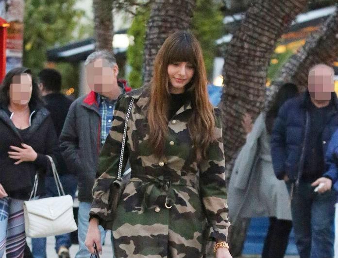 Ηλιάνα Παπαγεωργίου: Για ψώνια χωρίς τον Snik! Δεν χωρούσαν οι τσάντες από παπούτσια στα χέρια της! Φωτογραφίες ντοκουμέντο!