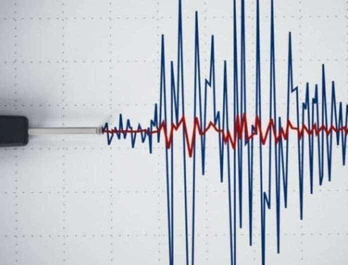 Ισχυρός σεισμός 4,6 Ρίχτερ! Που «χτύπησε» ο Εγκέλαδος;