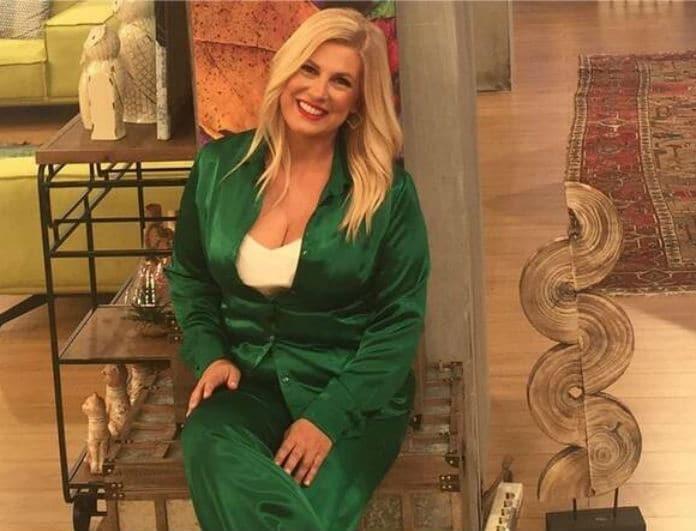 Ράνια Θρασκιά: Εμφανίστηκε στο Πρωινό με μαύρο στενό φόρεμα και over the knee μπότες και μαγνήτισε τα βλέμματα!