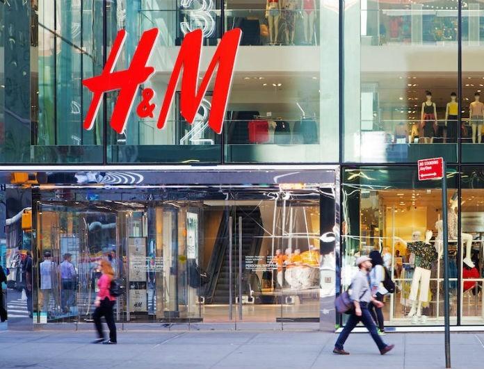 H&M: Αυτό το μπλουζάκι προκαλεί
