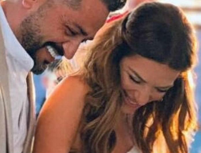 Βάσω Λασκαρακη: Στο γάμο της με τον Σουλτάτο έμοιαζε με νεράιδα! Το νυφικό της είχε τούλι και τον έναν ώμο έξω!