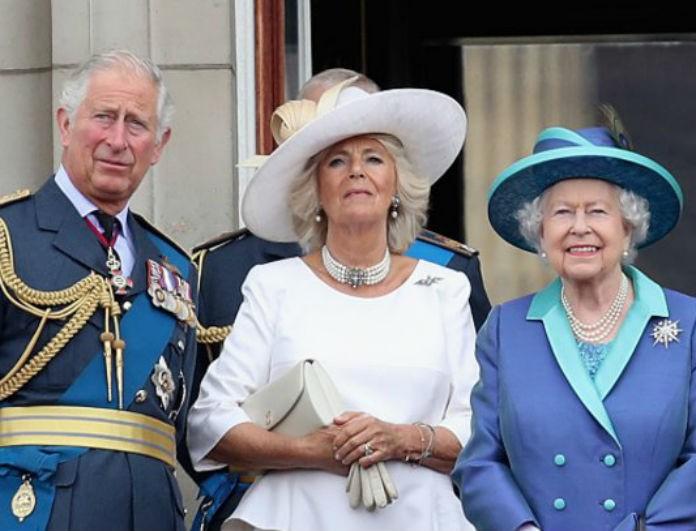 Ακόμη ένα σοκ για την Ελισάβετ! Το πρόσωπο που λέει πως είναι παιδί του Κάρολου και της Camilla! Δεν το έμαθε ποτέ η Diana!