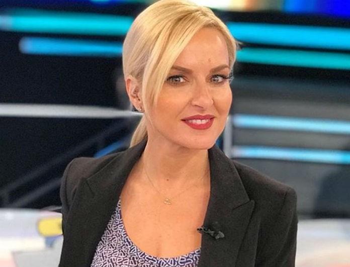 Μαρία Μπεκατώρου: Τα πιο ευχάριστα νέα ήρθαν με τα νούμερα! Ο ΑΝΤ1