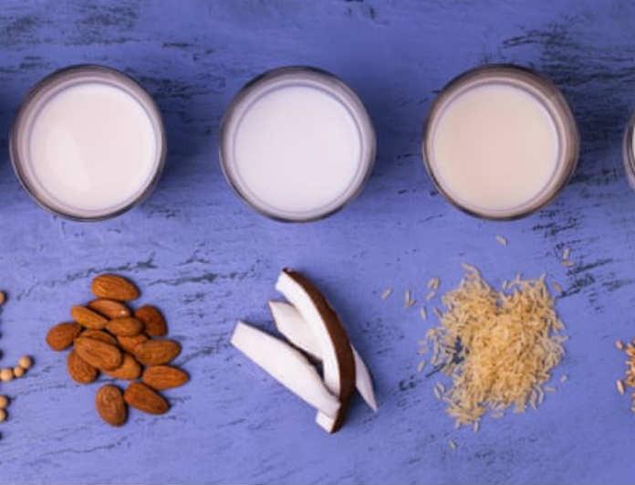 Ποιο γάλα πρέπει να πιούμε τελικά; Αμύγδαλο, καρύδας, ή σόγια;
