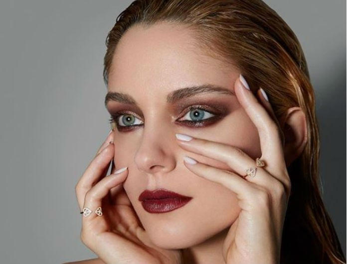 Δούκισσα Νομικού: Αυτή η λεπτομέρεια στο μακιγιάζ της κάνει τη διαφορά! Τα μάτια της φαίνονται τεράστια!