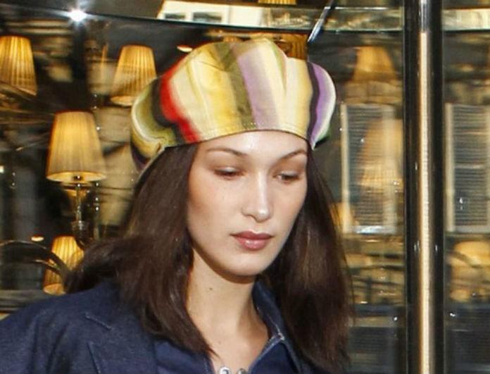 Bella Hadid: Φόρεσε το απόλυτο crop top! Δημιουργία του Jean Paul Gaultier!