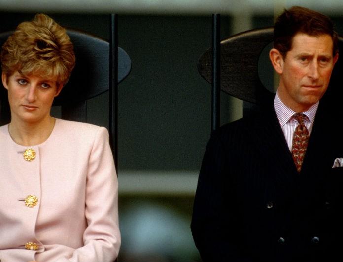 Diana: Είχε «βουίξει» το Buckingham! Οι απιστίες του Κάρολου της είχαν δημιουργήσει πρόβλημα στην υγεία!