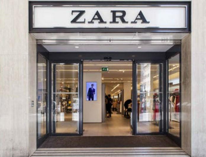 Sold out στα Zara αυτή η ζακέτα! Έχει χρώμα λάιμ φλούο και είναι σε έκπτωση -35%