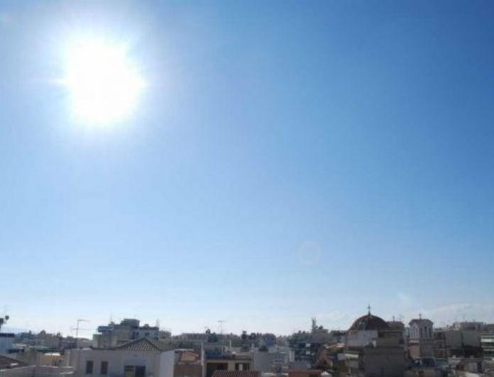 Καιρός: Ήλιος με... τσουχτερό κρύο! Στους πόσους βαθμούς θα φτάσει η θερμοκρασία;