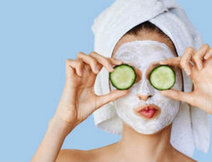 Κορίτσια προσοχή! Θέλετε να παραμείνετε λαμπερή μετά το ρεβεγιόν; Αυτή είναι η φυσική μάσκα που κάνει