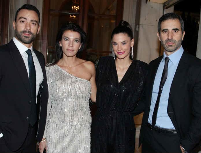 Χριστίνα Μπόμπα - Σάκης Τανιμανίδης: Η βραδινή τους εμφάνιση