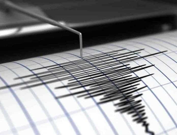 Σεισμός 4,5 Ρίχτερ! Σκόρπισε τρόμο ο Εγκέλαδος!