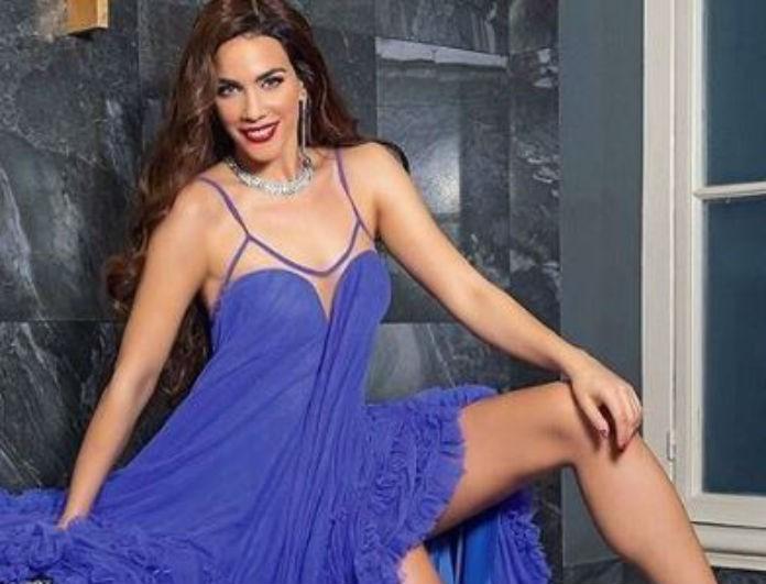 Κατερίνα Στικούδη: Μέσα στο σπίτι της έχει καναπέ σε μπεζ και λευκό! Το χαλί της κλέβει την παράσταση!