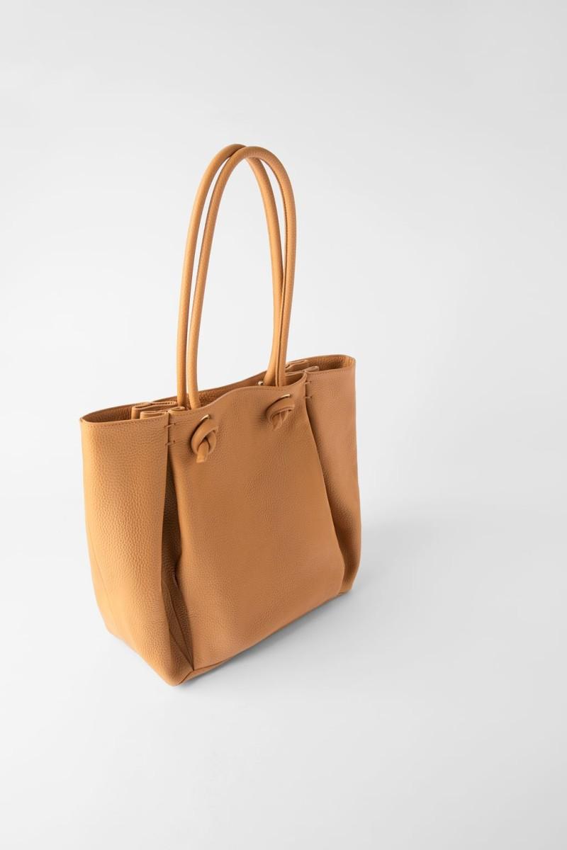 Zara τσάντα νέα συλλογή