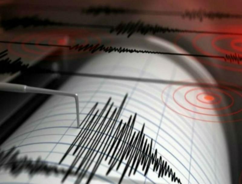 Ισχυρός σεισμός τώρα - Που