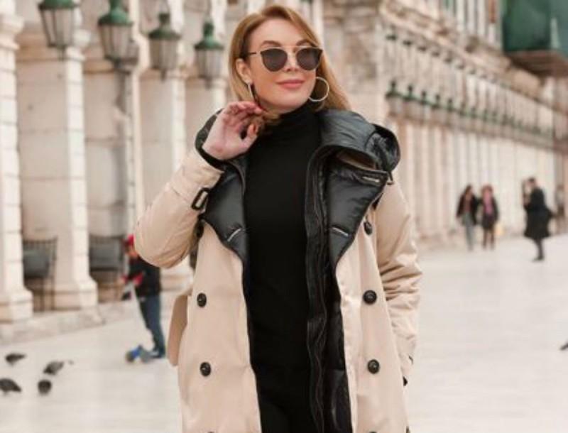 Το καρό σακάκι της Τατιάνας Στεφανίδου είναι «έρωτας» - Δες το, θα το θέλεις και εσύ