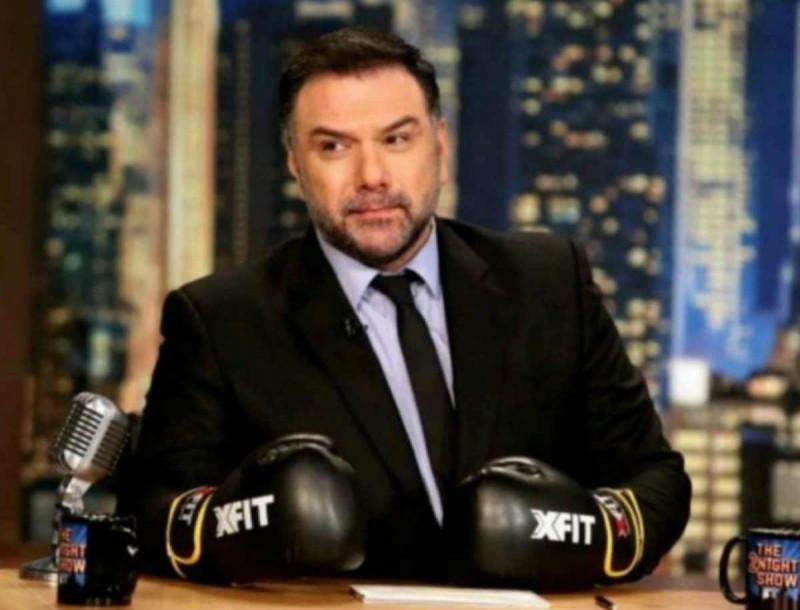 Γρηγόρης Αρναούτογλου: Αυτοί είναι οι αποψινοί καλεσμένοι του «The 2night show»