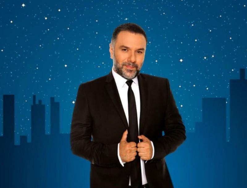 Στο «κόκκινο» ο Γρηγόρης Αρναούτογλου στον ΑΝΤ1 - Όλα τα νούμερα του «The 2night show»