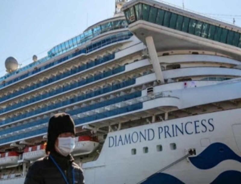 Κορωναϊός: Βγήκαν τα αποτελέσματα για την υγεία των δύο Ελλήνων του Diamond Princess