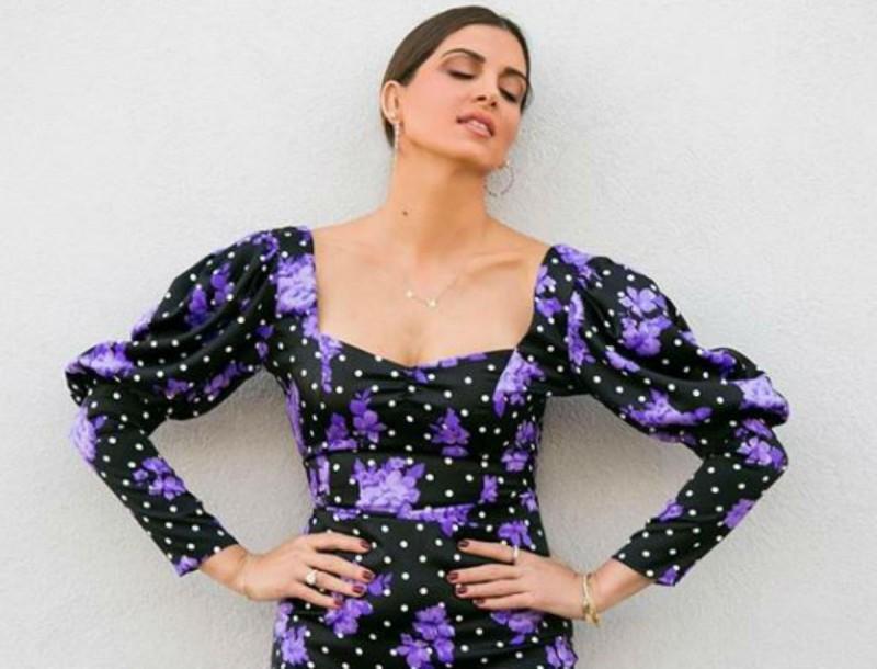 Βρήκαμε στα Bershka το φόρεμα της Σταματίνας Τσιμτσιλή - Τιμή έκπληξη