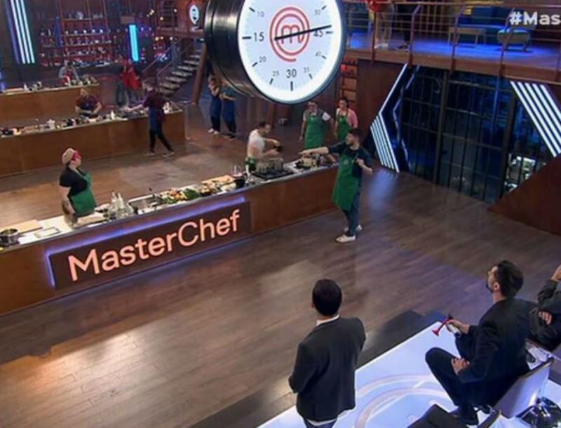 Το «κουλί» επέστρεψε στο Masterchef - Υπήρξε ένταση ανάμεσα στους παίκτες