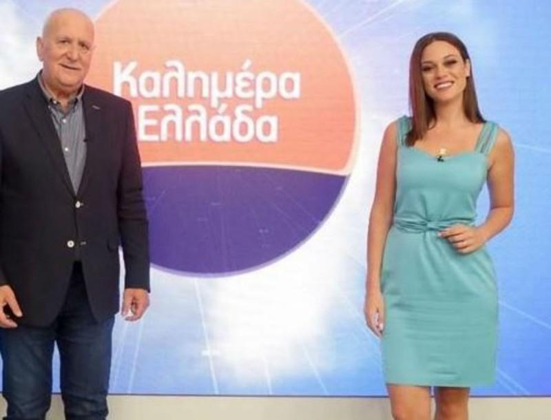 Ο Γιώργος Παπαδάκης πέρασε την Μπάγια Αντωνοπούλου στα νούμερα - Ανατροπή μεταξύ ΑΝΤ1 - Mega