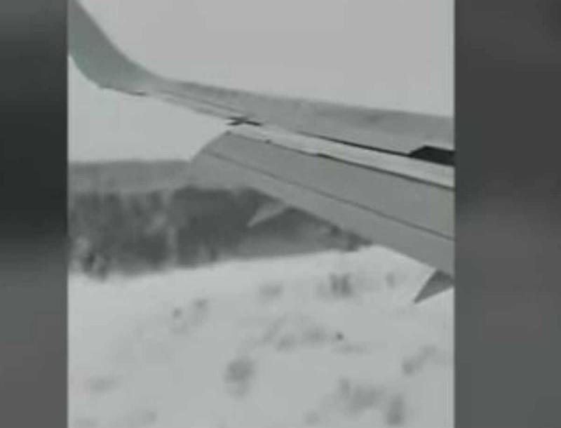 Σοκ στην Ρωσία: Στιγμές τρόμου σε αεροπλάνο - Τι συνέβη;