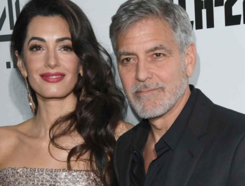 Η Amal Clooney μιλάει για πρώτη φορά μετά τις φήμες χωρισμού της με τον George Clooney