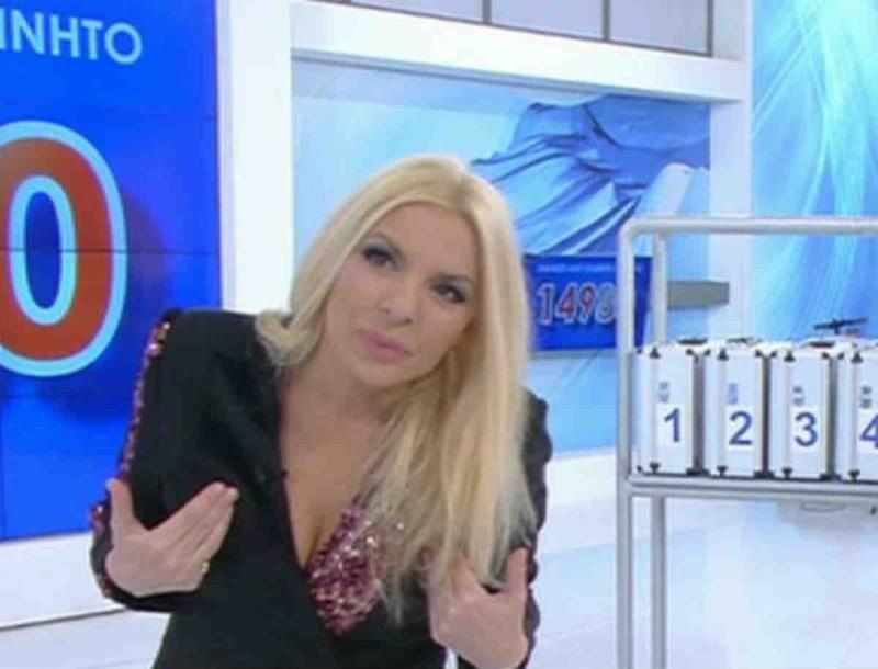 Η Αννίτα Πάνια είπε τηλεθεάτρια της