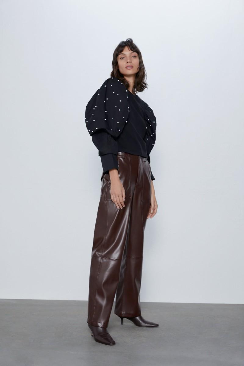 Zara οικονομικά μπλουζάκια