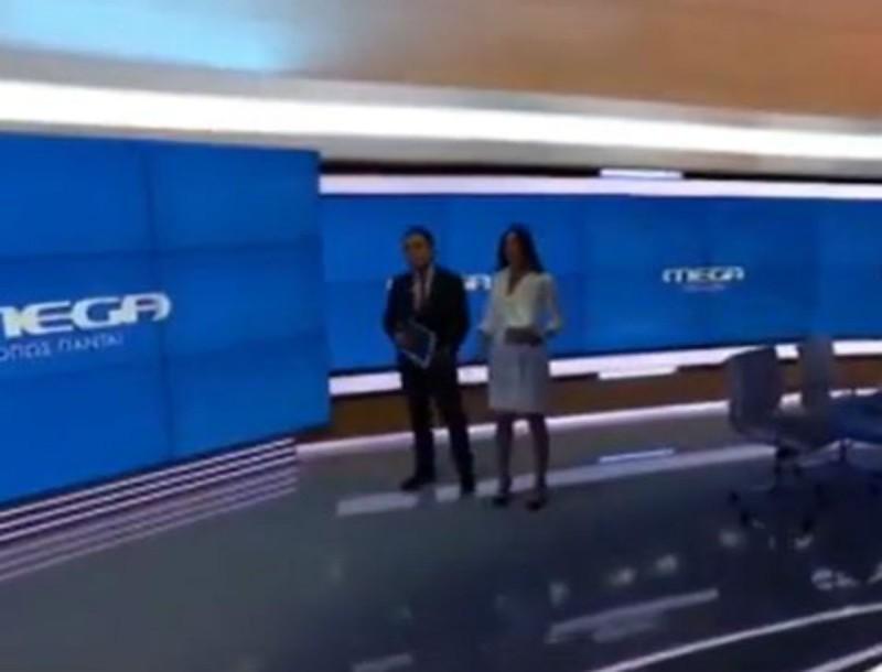 Το MEGA επέστρεψε στις οθόνες μας - H λαμπερή πρεμιέρα με την Μπάγια Αντωνοπούλου