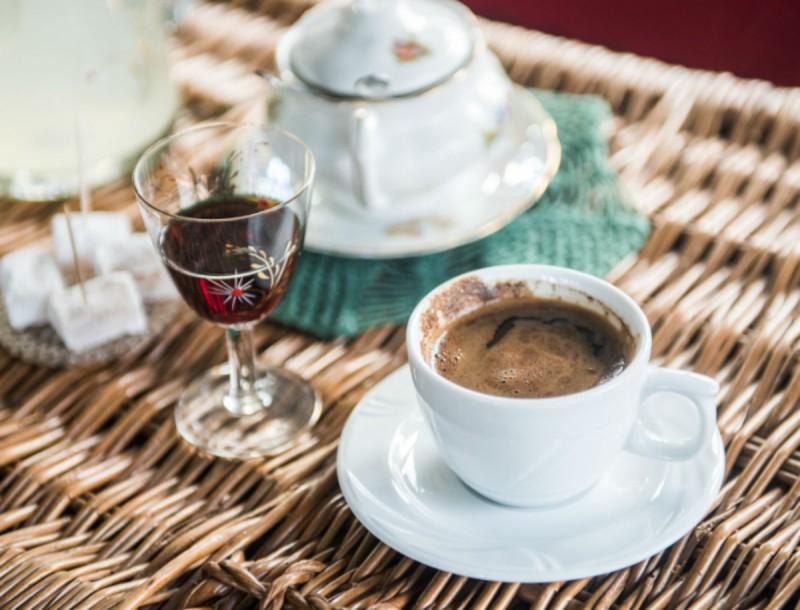 Ελληνικός καφές σαν