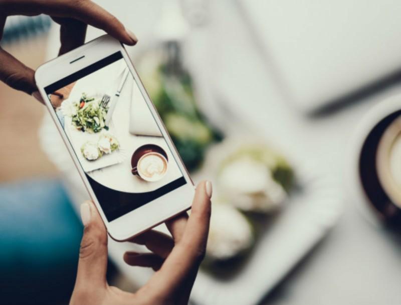 Κοιτάς φαγητά στο Instagram; Δεν φαντάζεσε πως μπορεί να επηρεάσει την διατροφή σου!