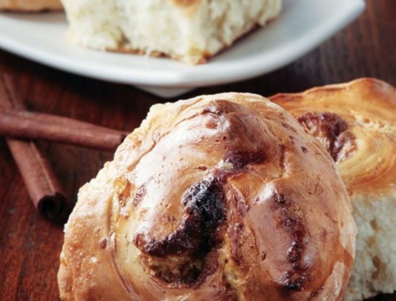 Αργυρώ Μπαρμπαρίγου: Φτιάξτε φανταστικά ψωμάκια κανέλας! Θα
