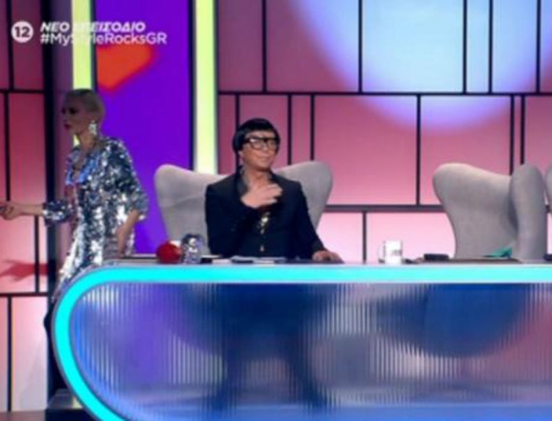 My Style Rocks Gala: Χαμός! Αποχώρησε από το πλατό η Έλενα Χριστοπούλου! Τι συνέβη;