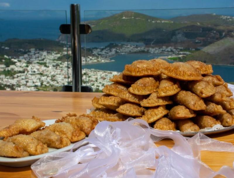 Πουγκιά Πάτμου με κανέλα και λεμόνι από την Αργυρώ Μπαρμπαρίγου - Γευστικός οργασμός