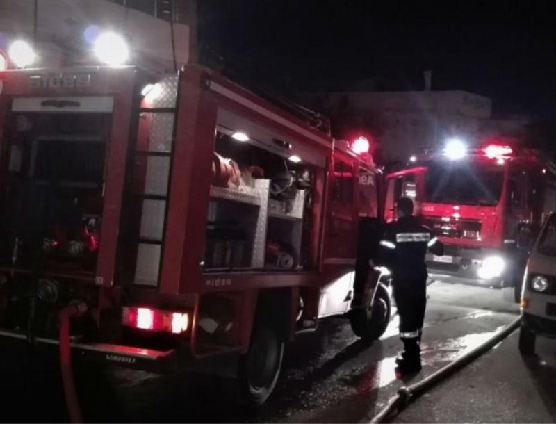 Τραγωδία στον Νέο Κόσμο: Νεκρή μια γυναίκα από φωτιά σε διαμέρισμα