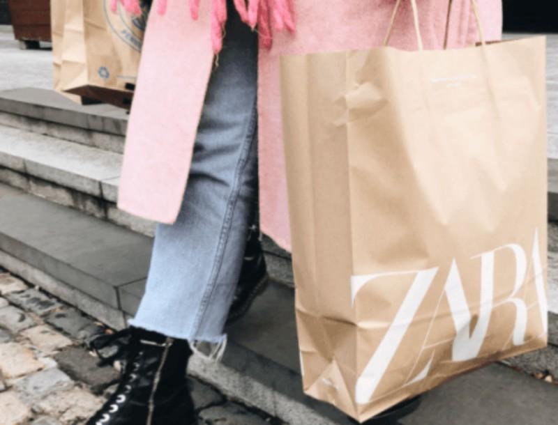 Συλλεκτικό κομμάτι παλτό στα Zara - Κοστίζει μόνο 35,95