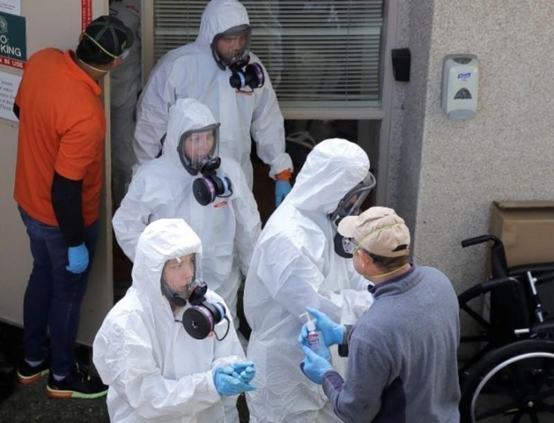 Κορωνοϊός στην Ισπανία: Σοκάρουν οι αριθμοί - 655 νέοι θάνατοι
