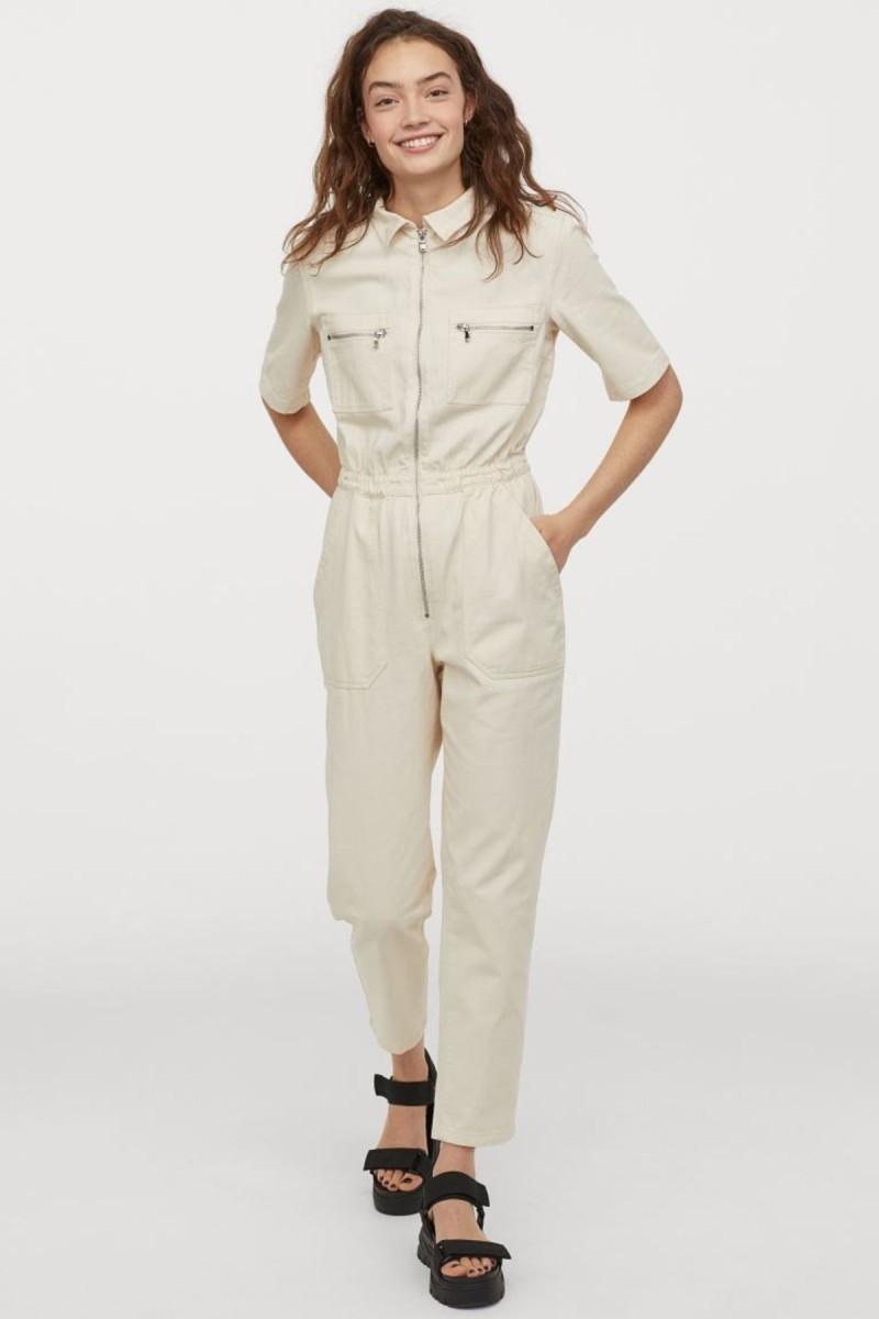 H&M twill boiler ολόσωμη φόρμα
