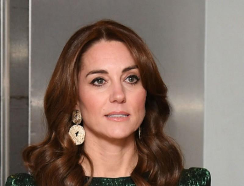 Τα σκουλαρίκια της Kate Middleton με άρωμα Ανατολής - Συζητήθηκαν πολύ στο Buckingham
