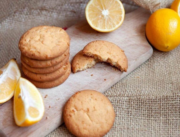Μπισκότα λεμονιού από την Αργυρώ Μπαρμπαρίγου - Θα μυρίσει όλη η κουζίνα