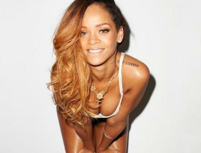 Η Rihanna βγάζει τα μεγάλα όπλα για την αντιμετώπιση της πανδημίας