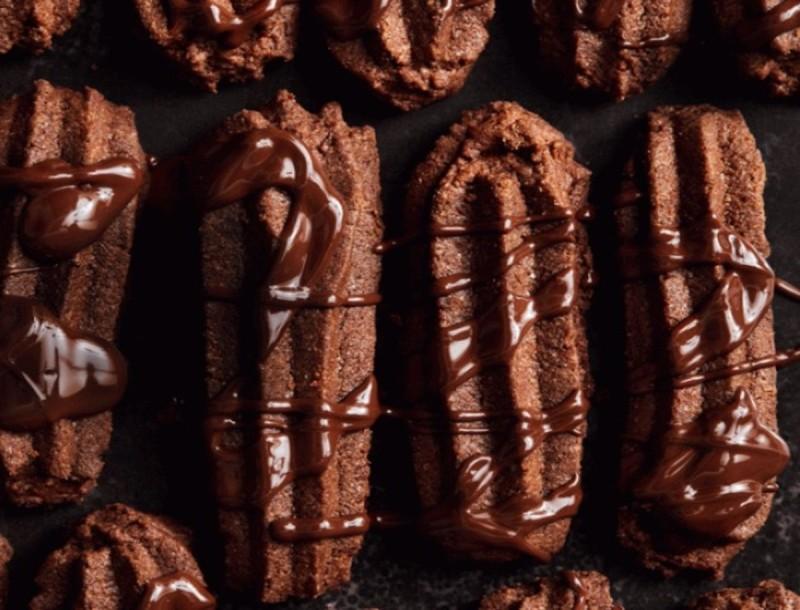 Είναι κόλαση αυτές οι σοκολατένιες μπάρες με εσπρέσο