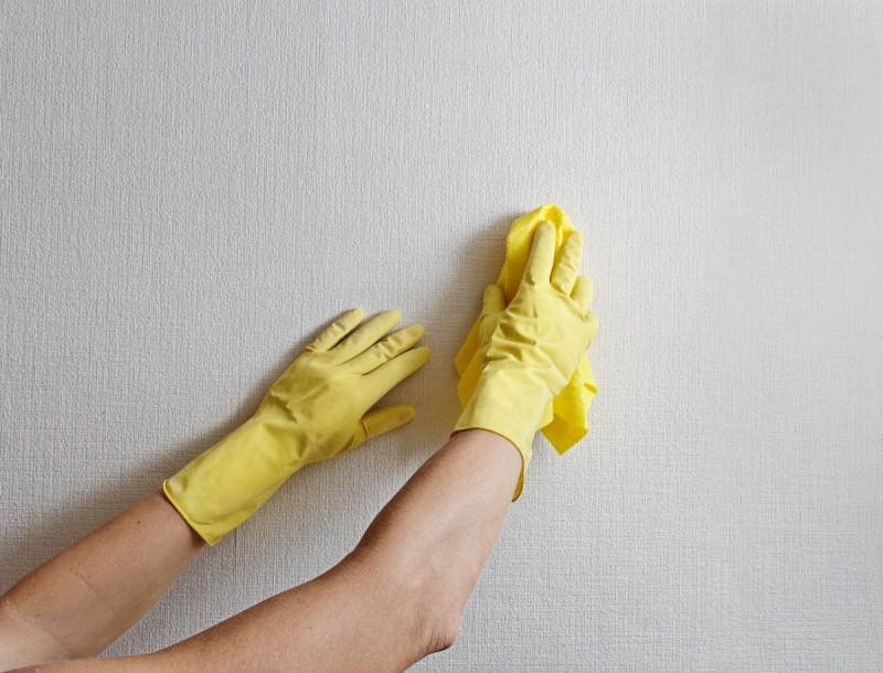 Απολυμάνετε τους τοίχους με μαγειρική σόδα - Ότι μικρόβιο υπάρχει θα πεθάνει