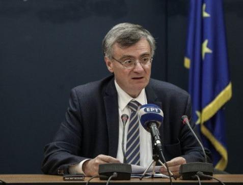 Σωτήρης Τσιόδρας: Οι νέες δηλώσεις για την άρση των μέτρων - Πότε θα συμβεί;